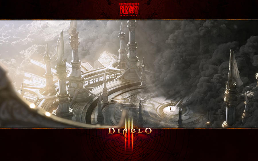 Diablo 3: The Acts #24 The Diamon Gates II by Holyknight3000
