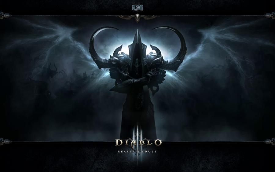 Malthael: Angel of Death by Holyknight3000