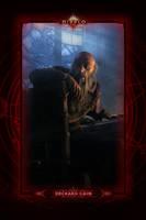 Deckard Cain 2014 by Holyknight3000