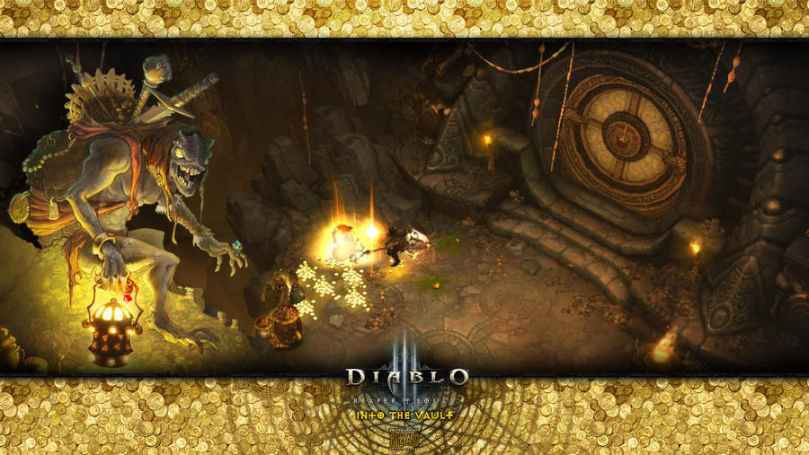 Diablo III Patch 2 1 0: Into the Vault by Holyknight3000 on