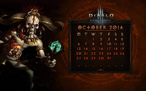 Calendar #5: October 2014 - EU Style by Holyknight3000