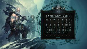 Calendar #7: January 2015 - EU Style