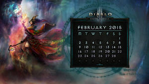 Calendar #8: February 2015 - EU Style by Holyknight3000