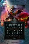 Calendar Mobile #4: February 2015 - EU Style