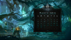 Calendar #9: March 2015