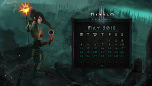 Calendar #11: May 2015 - EU Style by Holyknight3000
