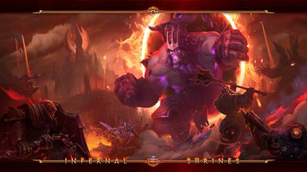 HotS#6: Infernal Shrines by Holyknight3000