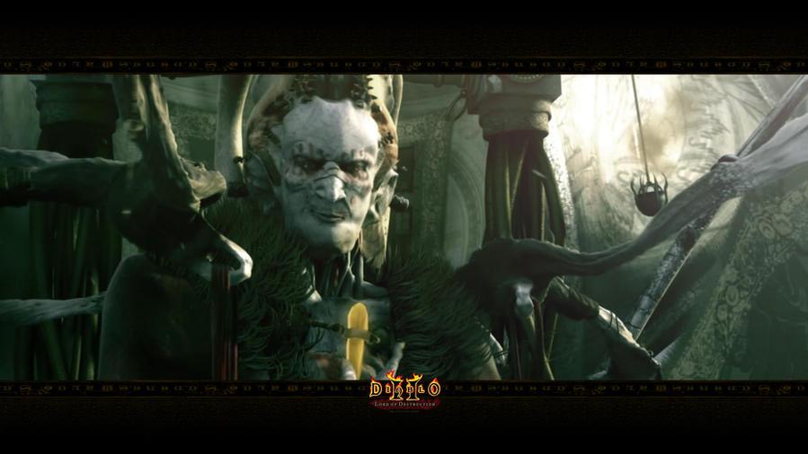 Diablo ii lod 2 baal lord of destruction by - Diablo 2 lord of destruction wallpaper ...