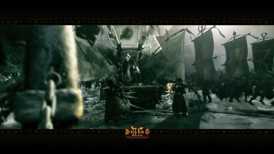 Diablo ii lod 4 baal 39 s army by holyknight3000 on deviantart - Diablo 2 lord of destruction wallpaper ...
