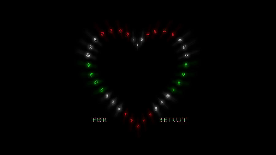 For Beirut by Holyknight3000