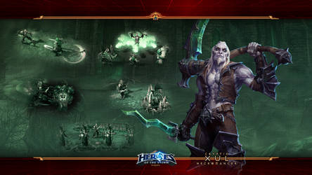 HotS #12: Xul the Cryptic Necromancer