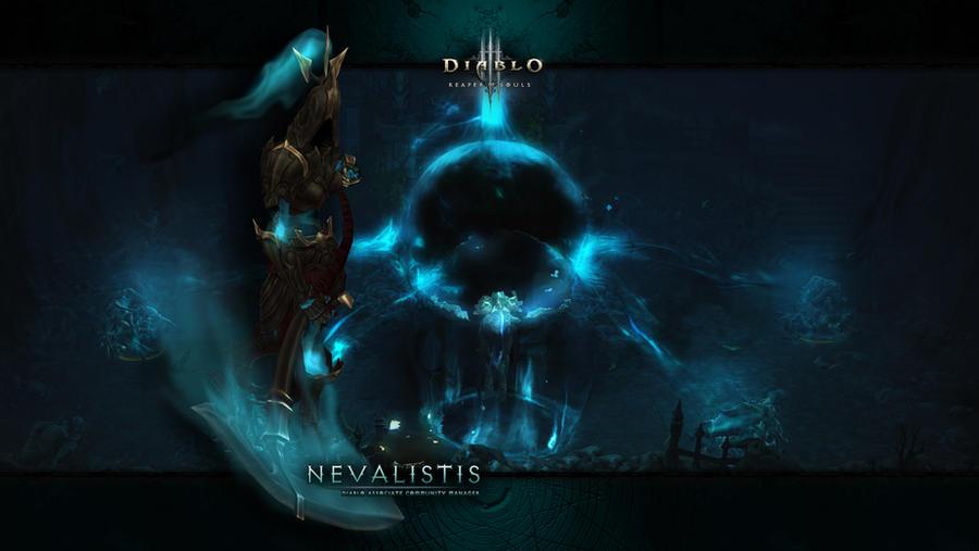 Diablo Community Special #1: Nevalistis by Holyknight3000