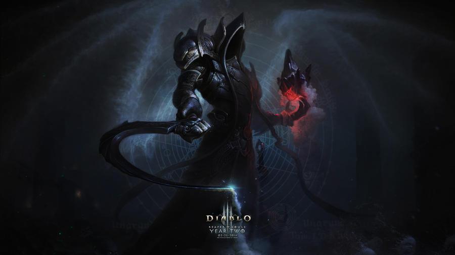 Diablo 3: Reaper of Souls - Year Two by Holyknight3000