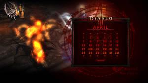 Calendar #22: Uni April - King Kanai by Holyknight3000