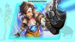 Overwatch #4: Tracer by Holyknight3000