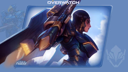 Overwatch #5: Pharah by Holyknight3000