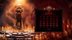 Calendar #24: Uni June - Calm before the Storm