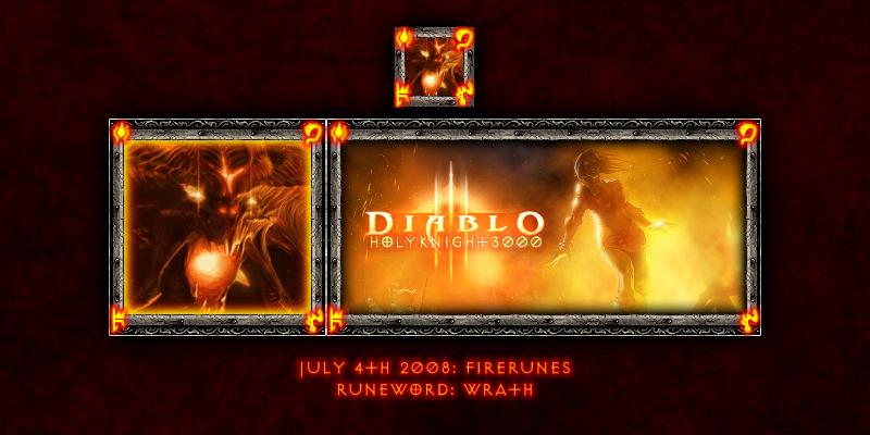 The Final Farewell to Diablofans    - Diablo Wallpaper and OS Art