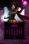 Cal. Mobile #21: Uni July: Arcana Unleashed
