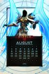 Cal. Mobile #22: Uni August: Auriel