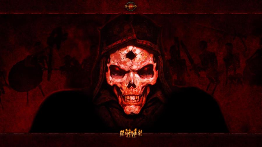 Diablo the 20th Anniversary #3 - Diablo 2 4K by Holyknight3000 ...