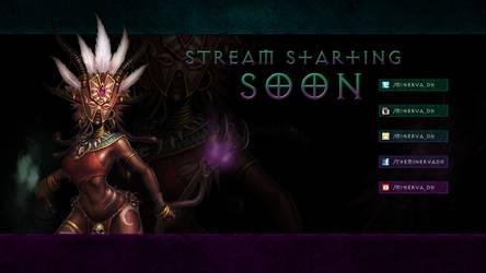 Minerva DH: Stream Start by Holyknight3000