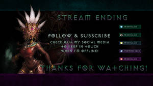 Minerva DH: Stream End