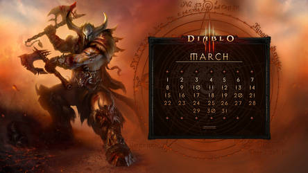 Calendar #33:  Uni March - Victorious by Holyknight3000