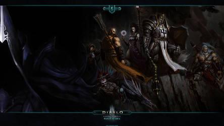 Diablo 3: Year Five - Part 2: Reaper of Souls by Holyknight3000