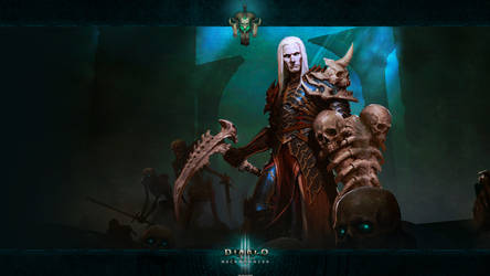 Diablo 3: Rise of the Necromancer (Season 11) by Holyknight3000