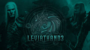 D3 Com Special #3: LeviathanD3 - Necromancer by Holyknight3000