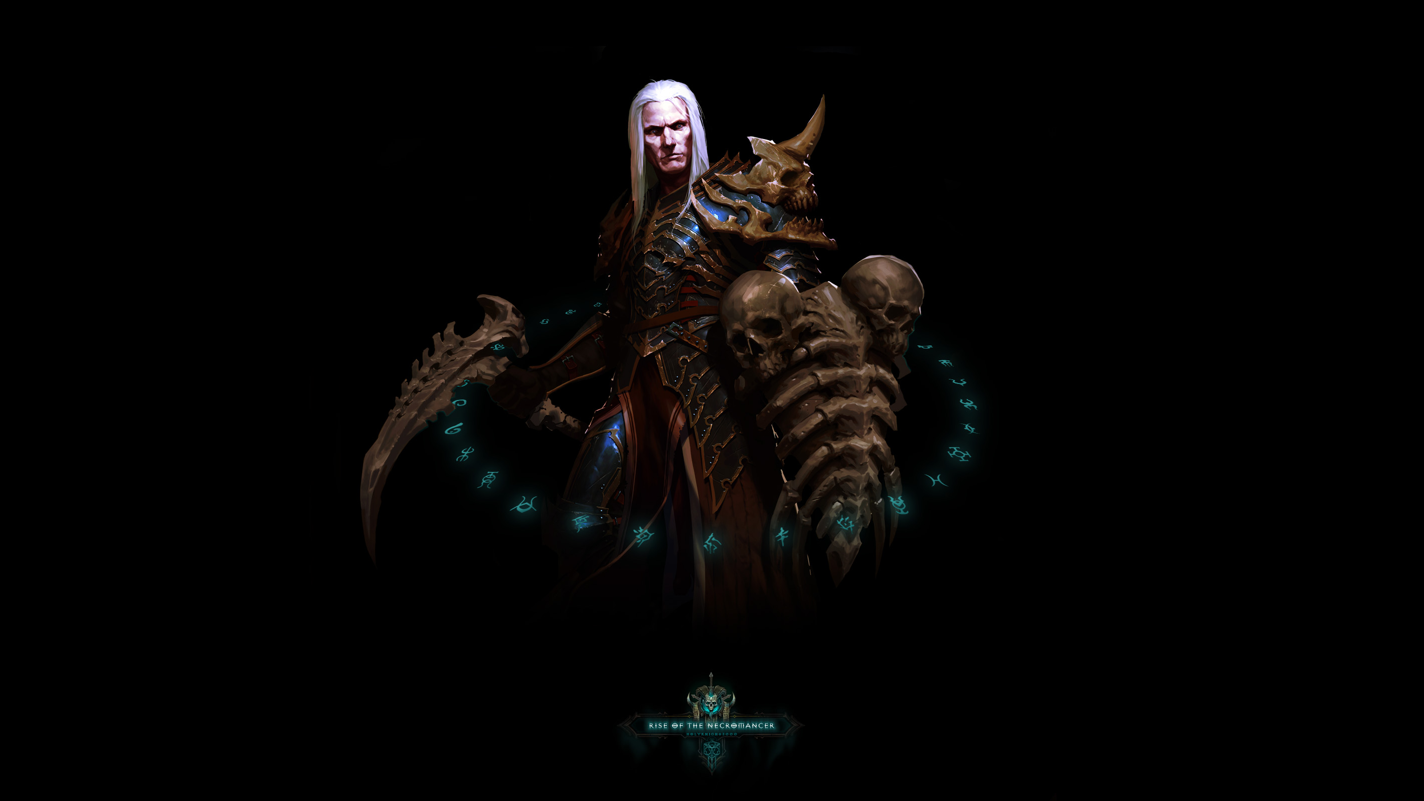 Build Necromancer Diablo  Os