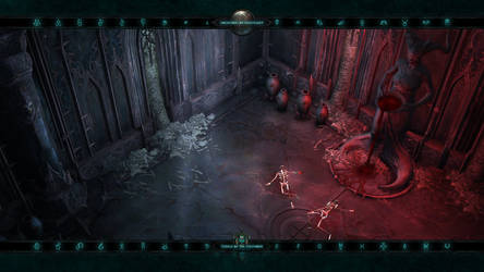 Locations III #3: The Temple of the Firstborn II