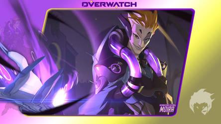 Overwatch #11: Moira by Holyknight3000