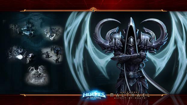 HotS #14: Malthael: Aspect of Death