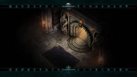 Locations III #4: The Darkening of Tristram by Holyknight3000