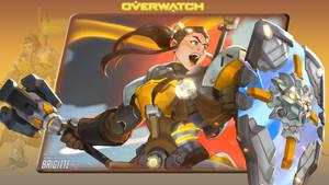 Overwatch #12: Brigitte