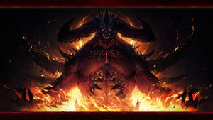 Diablo Immortal #1: Diablo (No Logos)