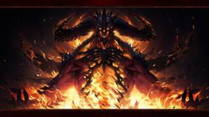 Diablo Immortal #2: Diablo #2(No Logos) by Holyknight3000