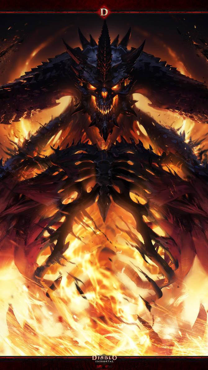 Diablo Immortal Mobile #2: Diablo #2 by Holyknight3000