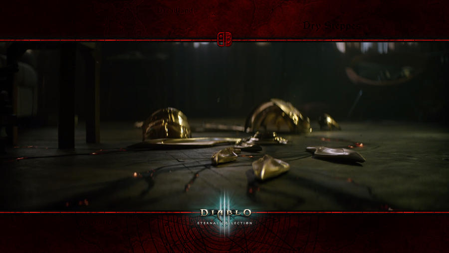 Diablo 3 Switch Commercial I - #1 Tyrael's Wings by Holyknight3000