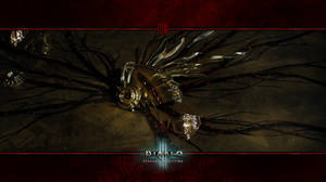 Diablo 3 Switch Commercial I - #2 Tyrael's Wings 2 by Holyknight3000
