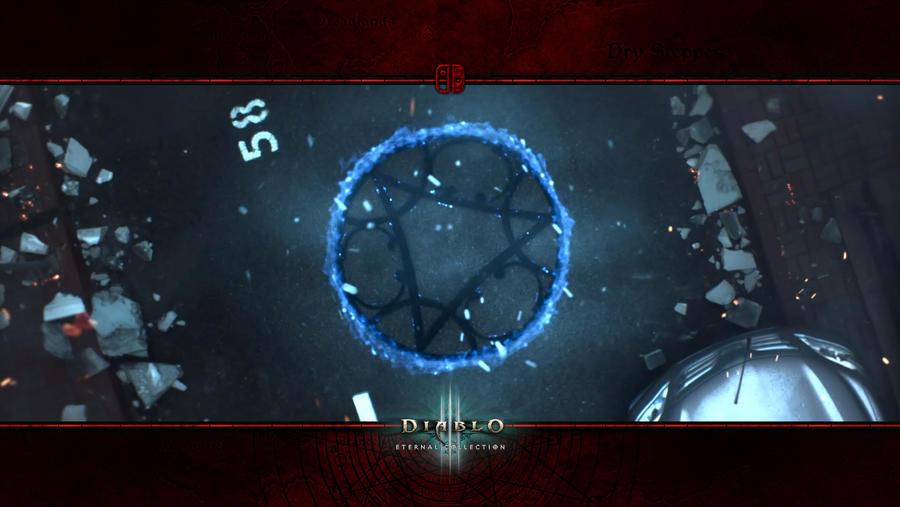 Diablo 3 Switch Commercial I - #5 Rune by Holyknight3000