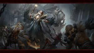 Diablo Immortal #4: Zoltan Kulle (No Logos) by Holyknight3000