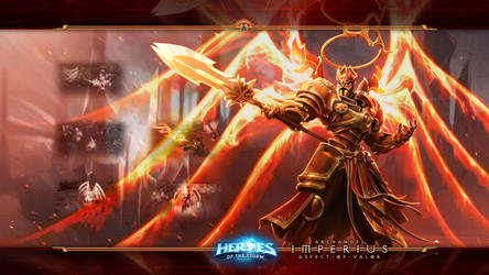 HotS #19: Imperius: Archangel of Valor by Holyknight3000