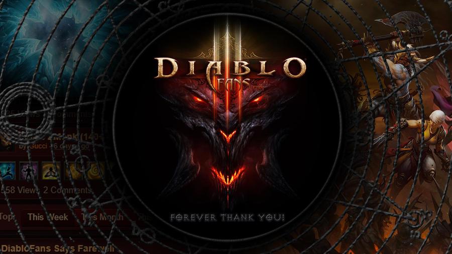 Diablofans A Farewell Tribute
