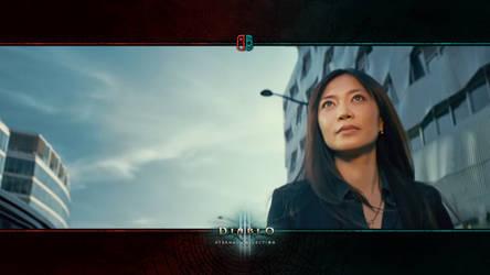 D3 Switch Commercial II - #15: Eyes Skyward II by Holyknight3000