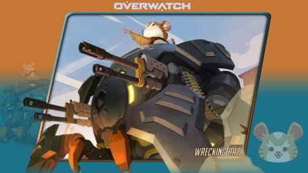 Overwatch #15: Wrecking Ball (Hammond) by Holyknight3000