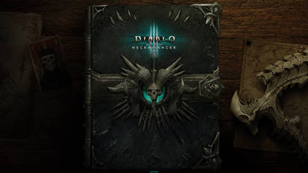 Diablo III: Rise of the Necromancer - Book by Holyknight3000