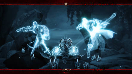 Diablo Immortal #8: Monk by Holyknight3000